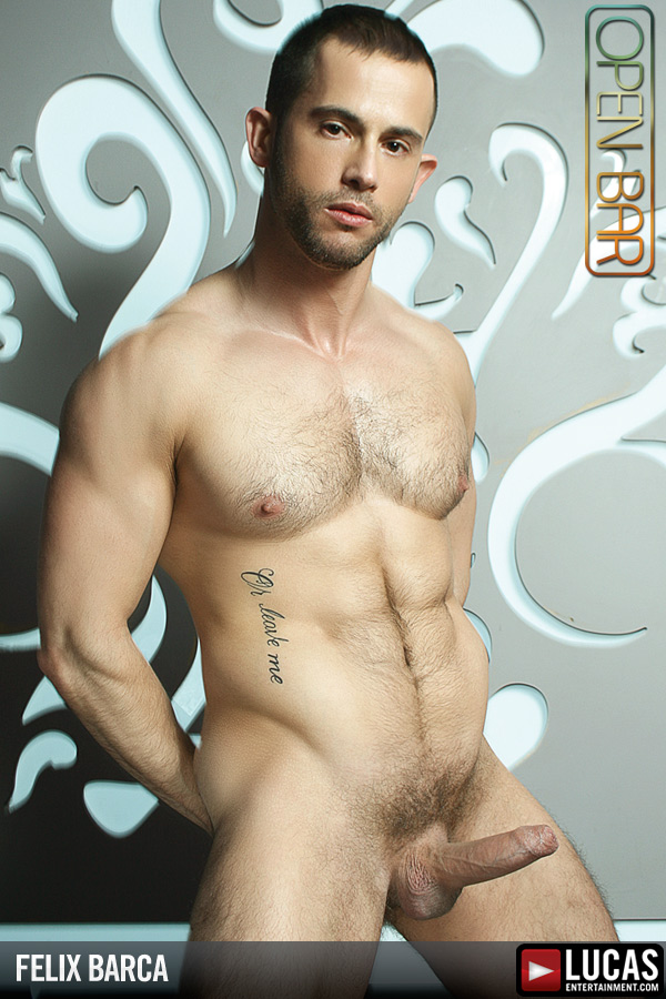 Felix Barca - Gay Model - Lucas Entertainment