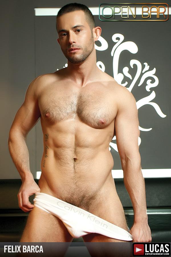 Felix Barca - Gay Model - Lucas Entertainment