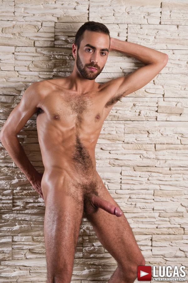 Fostter Riviera - Gay Model - Lucas Entertainment