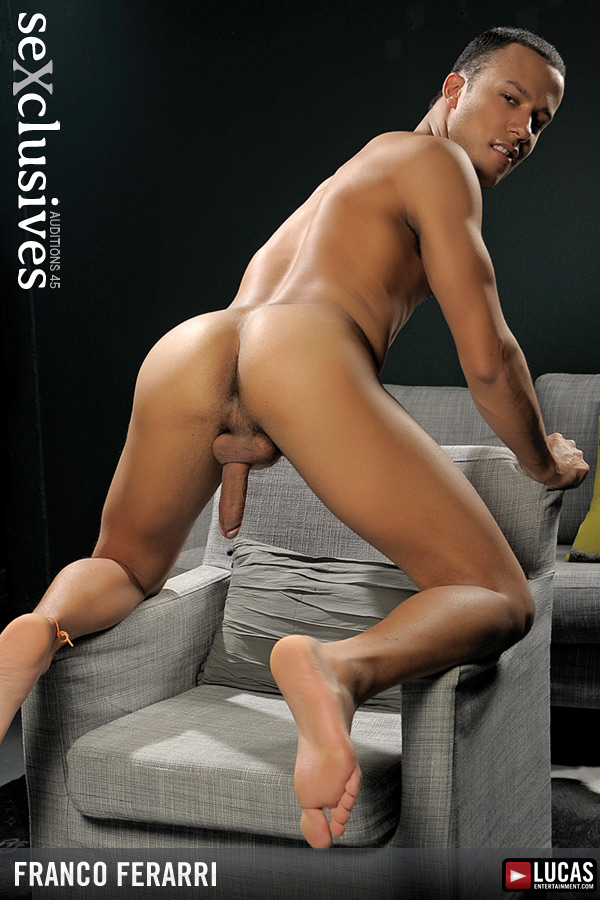 Franco Ferarri - Gay Model - Lucas Entertainment
