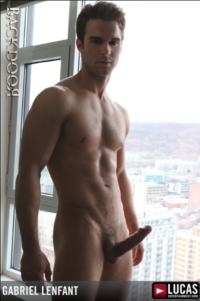 Gabriel Lenfant - Gay Model - Lucas Entertainment