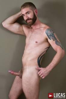 Geoffrey Paine - Gay Model - Lucas Entertainment