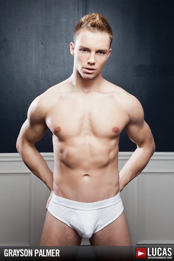 Grayson Palmer - Gay Model - Lucas Entertainment