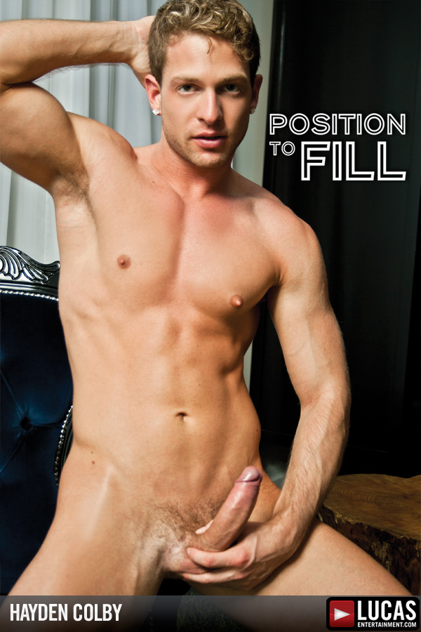 Hayden Colby - Gay Model - Lucas Entertainment
