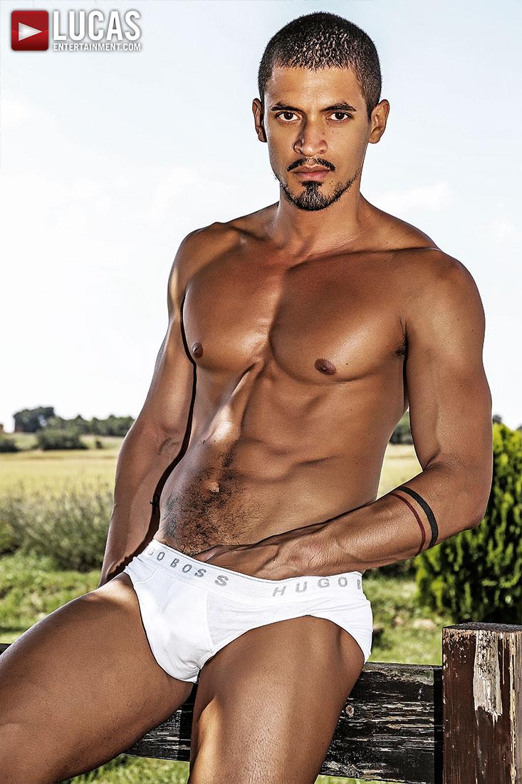 Ibrahim Moreno - Gay Model - Lucas Entertainment