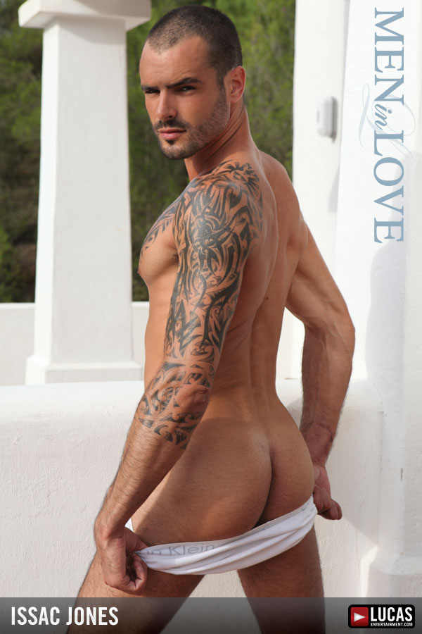 Issac Jones - Gay Model - Lucas Entertainment