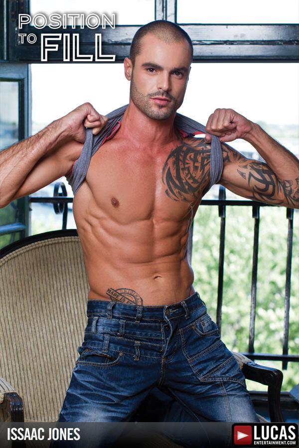 Issac Jones - Gay Model - Lucas Entertainment