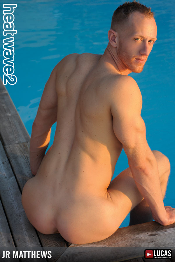 JR Matthews - Gay Model - Lucas Entertainment