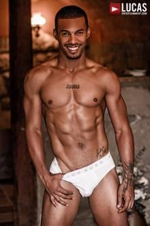 Jacen Zhu - Gay Model - Lucas Entertainment