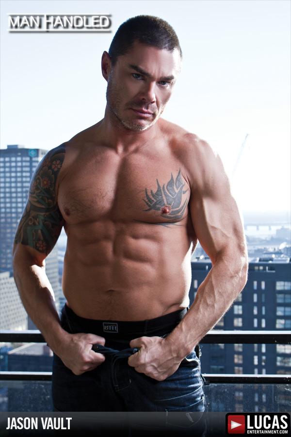 Jason Vault - Gay Model - Lucas Entertainment