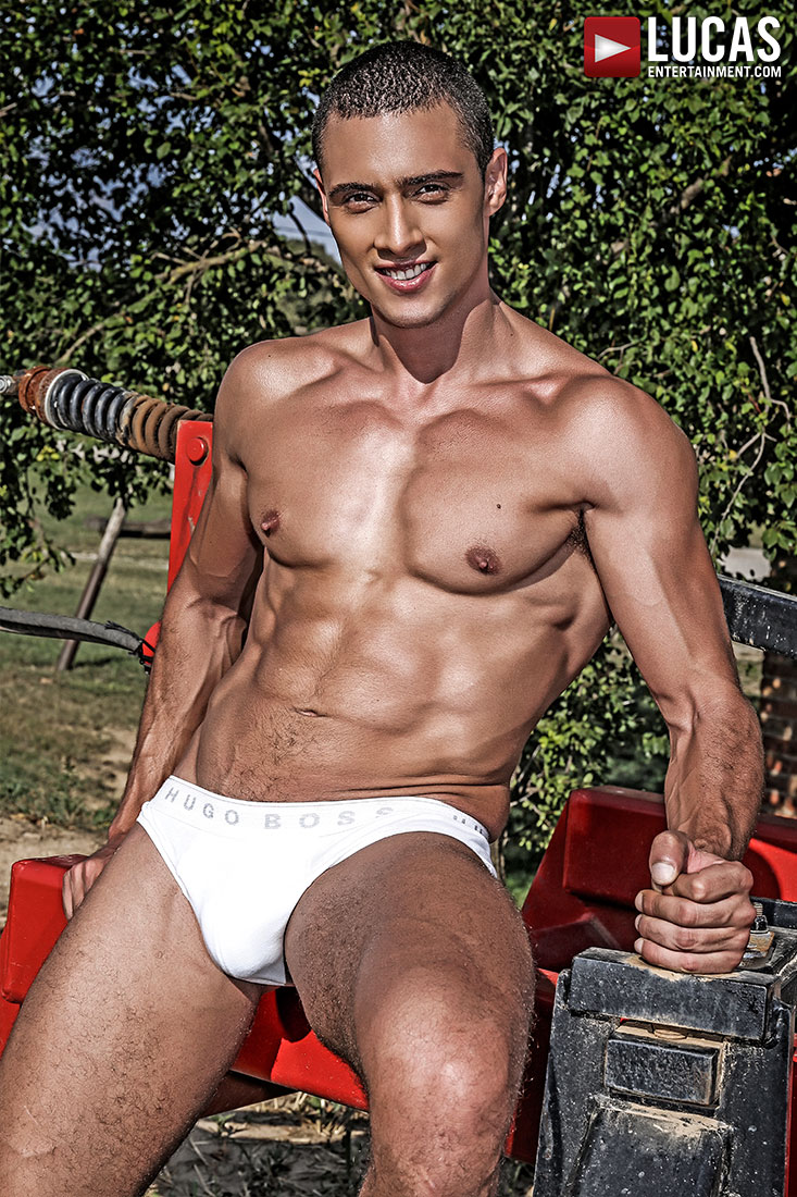 Javi Velaro - Gay Model - Lucas Entertainment