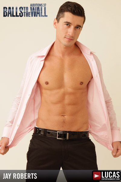 Jay Roberts - Gay Model - Lucas Entertainment