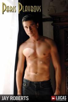 Jay Roberts - Gay Model - Lucas Entertainment