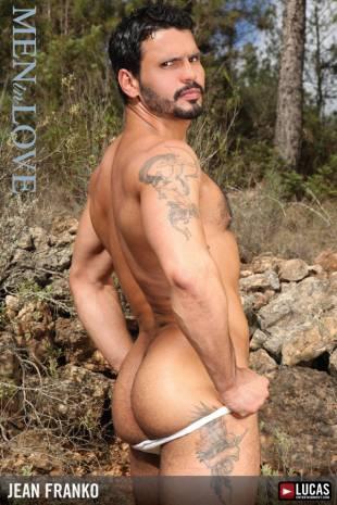 Jean Franko - Gay Model - Lucas Entertainment