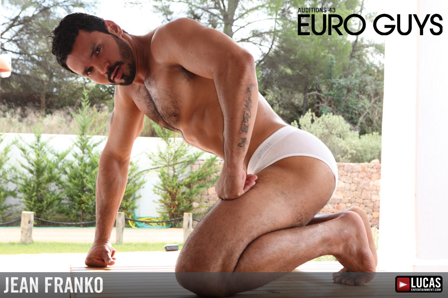 Jean Franko - Gay Model - Lucas Entertainment
