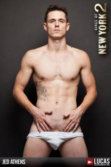 Jed Athens - Gay Model - Lucas Entertainment