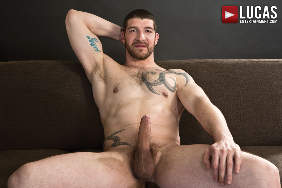 Jeff Stronger - Gay Model - Lucas Entertainment