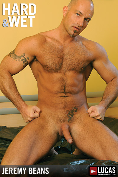 Jeremy Beans - Gay Model - Lucas Entertainment