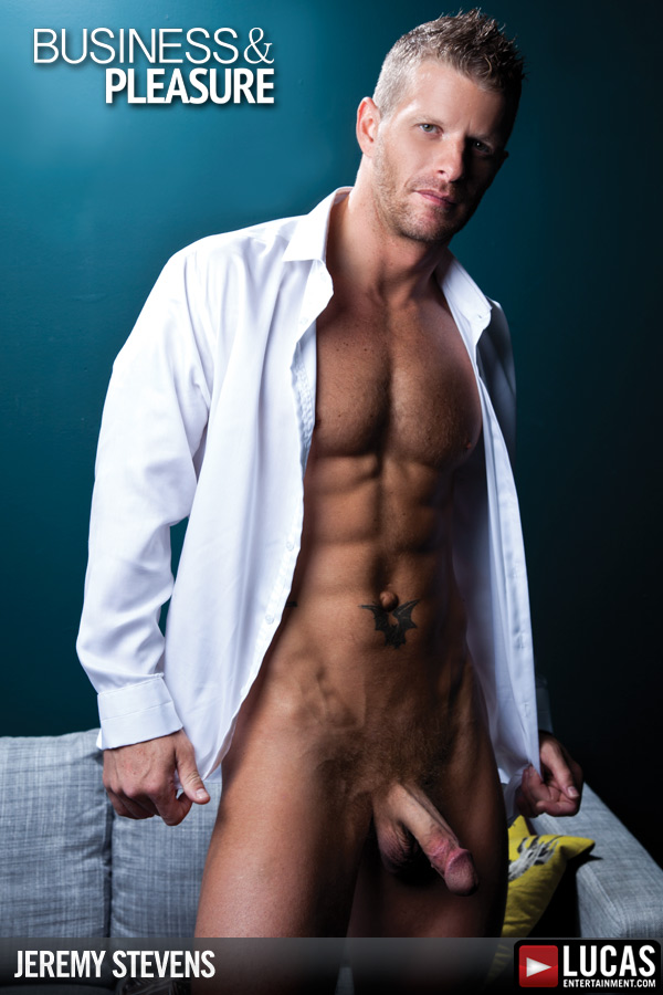 Jeremy Stevens - Gay Model - Lucas Entertainment