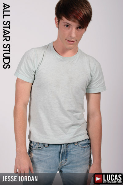 Jesse Jordan - Gay Model - Lucas Entertainment