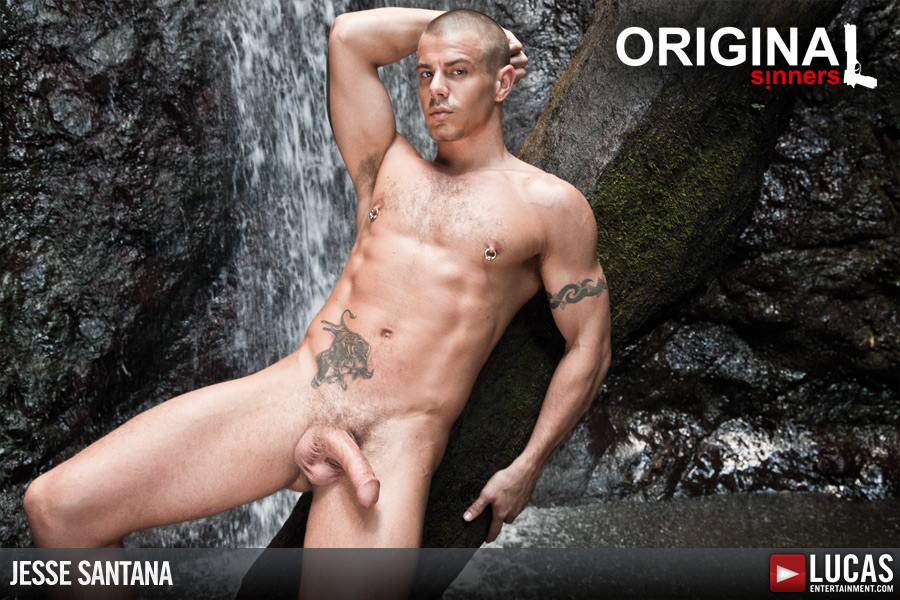 Jesse Santana - Gay Model - Lucas Entertainment