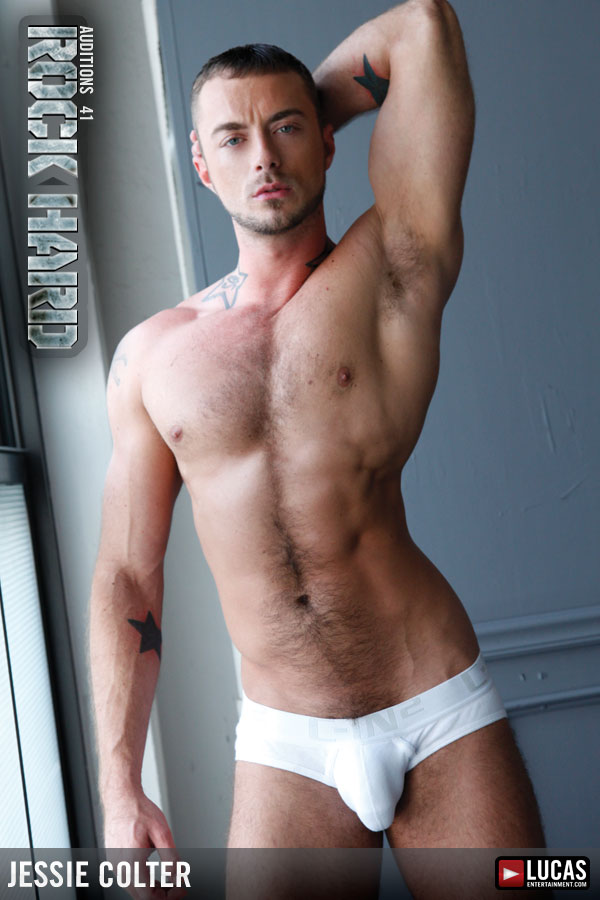 Jessie Colter - Gay Model - Lucas Entertainment