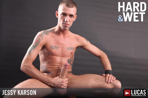 Jessy Karson - Gay Model - Lucas Entertainment