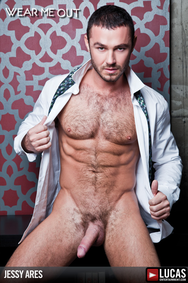 Jessy Ares - Gay Model - Lucas Entertainment
