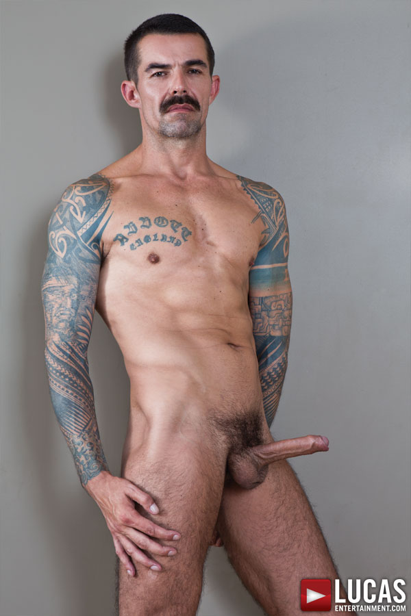 Joe Gunner - Gay Model - Lucas Entertainment