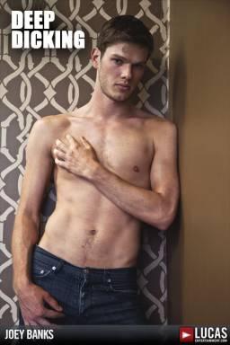 Joey Banks - Gay Model - Lucas Entertainment