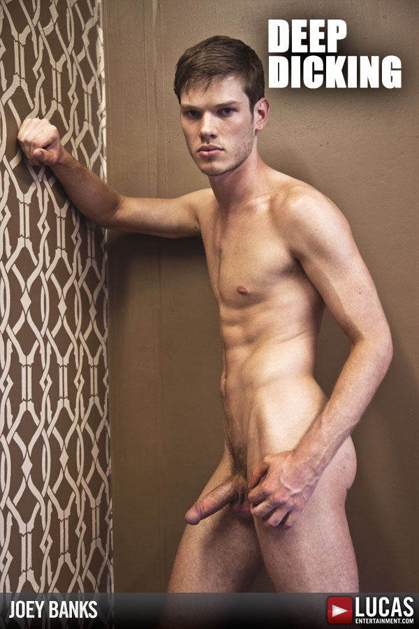 Joey Banks - Gay Model - Lucas Entertainment
