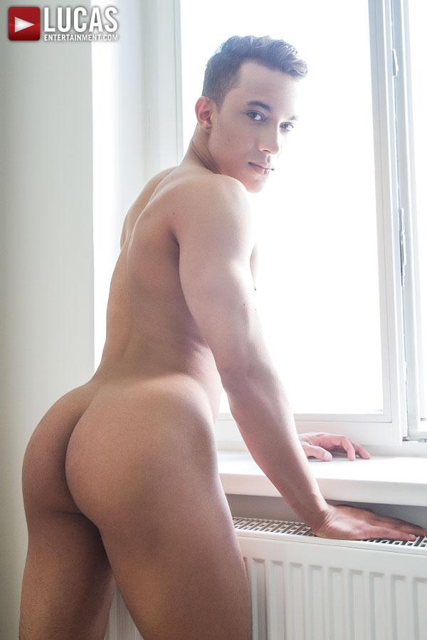 Joey Pele - Gay Model - Lucas Entertainment