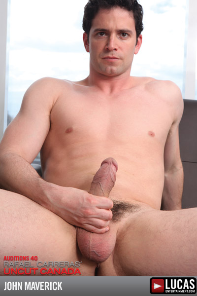 Johnny Maverick - Gay Model - Lucas Entertainment