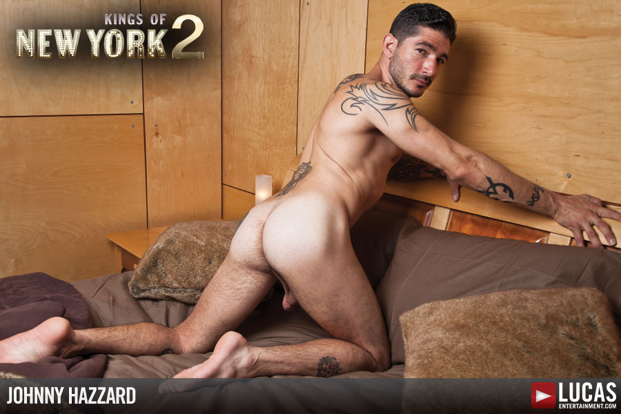 Johnny Hazzard - Gay Model - Lucas Entertainment