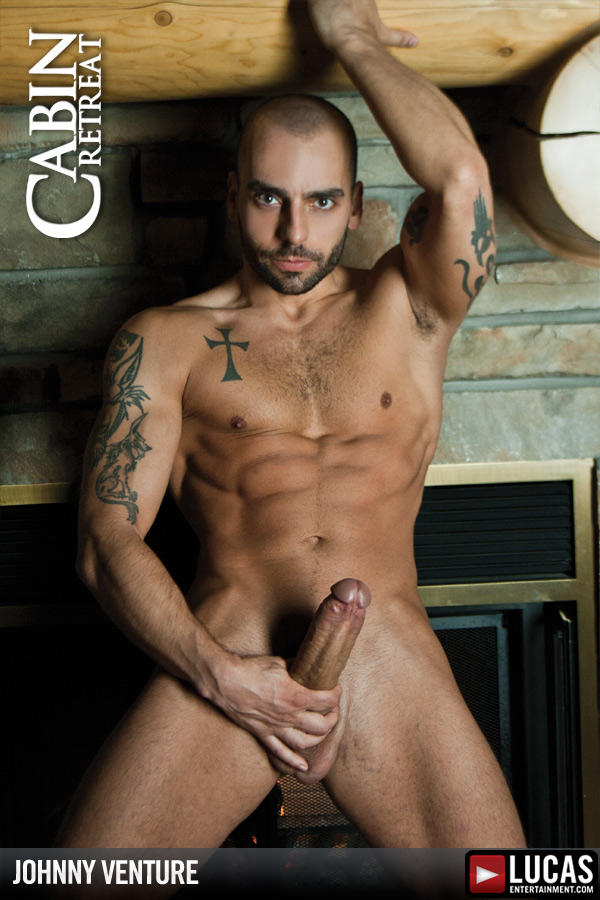 Johnny Venture - Gay Model - Lucas Entertainment
