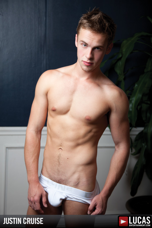 Justin Cruise - Gay Model - Lucas Entertainment
