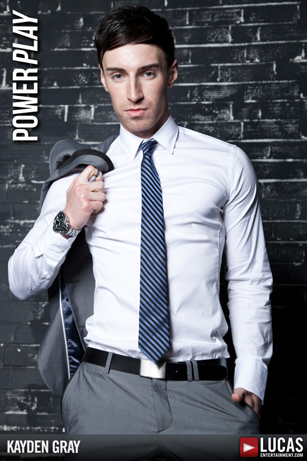 Kayden Gray - Gay Model - Lucas Entertainment