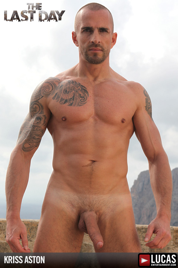 Kriss Aston - Gay Model - Lucas Entertainment