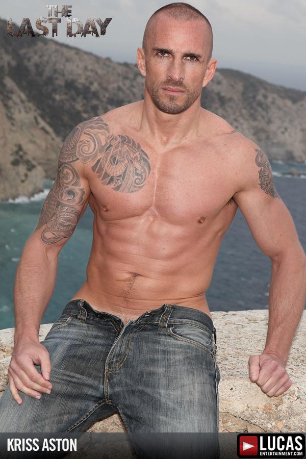 Kriss Aston - Gay Model - Lucas Entertainment