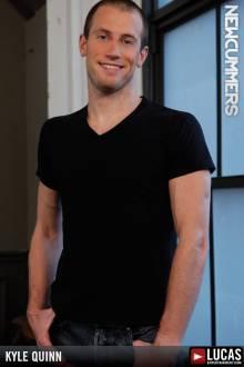 Kyle Quinn - Gay Model - Lucas Entertainment