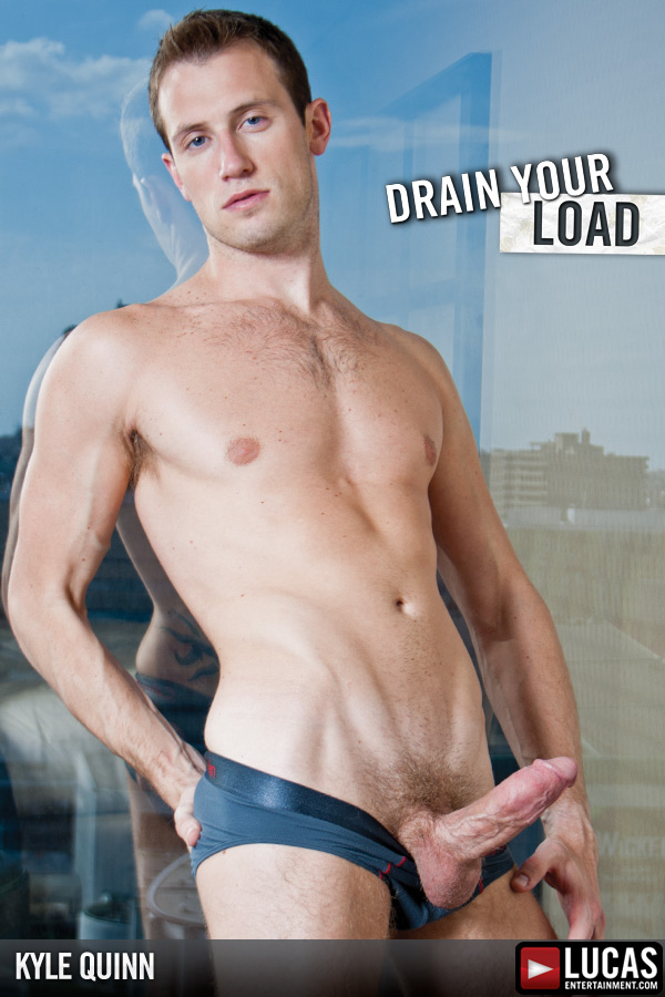 Kyle Quinn - Gay Model - Lucas Entertainment