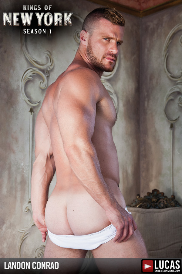 Landon Conrad - Gay Model - Lucas Entertainment