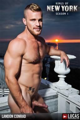 Landon Conrad - Gay Model - Lucas Entertainment