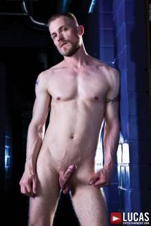 Lars Svenson - Gay Model - Lucas Entertainment
