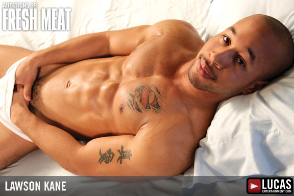 Lawson Kane - Gay Model - Lucas Entertainment