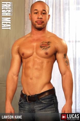 Lawson Kane - Gay Model - Lucas Entertainment