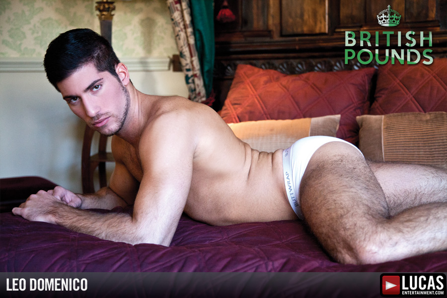 Leo Domenico - Gay Model - Lucas Entertainment
