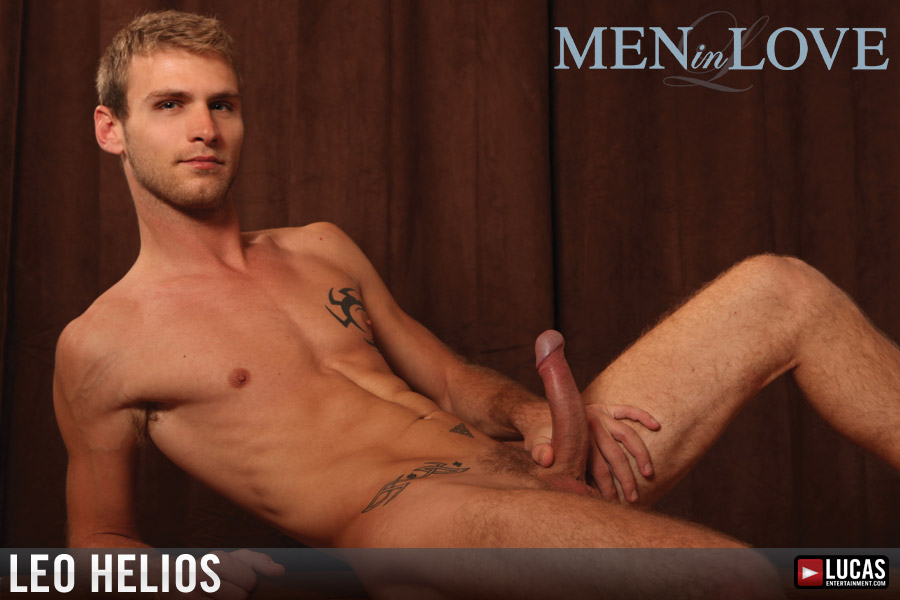 Leo Helios - Gay Model - Lucas Entertainment