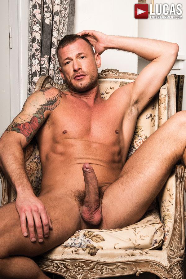 Logan Rogue - Gay Model - Lucas Entertainment