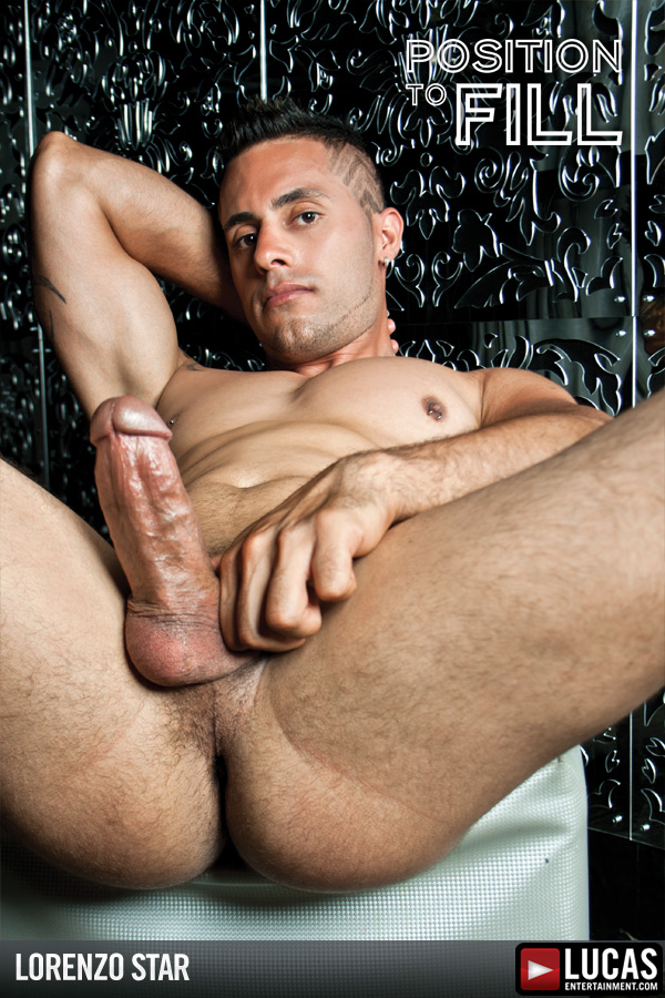 Lorenzo Star - Gay Model - Lucas Entertainment